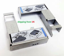 """2* 2.5 """" to 3.5""""Caddy Adapter for Dell PowerEdge R710, R510, T610  SAS/SATA Tray"""