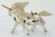 Papo Black & White Winged Unicorn Pegasus Pegicorn NWT Fantasy RPG Toy Gift