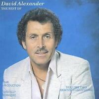 David Alexander : The Best Of David Alexander: VOLUME TWO CD (1996) ***NEW***