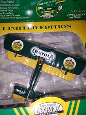Gearbox Limited Edition Crayola 1917 Sopwith Pup Plane Model 1:32 New Aviation