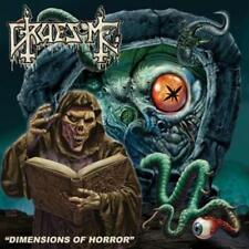 Dimensions Of Horror (LP+MP3) von Gruesome (2016)