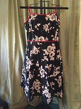Sheri Martin Beautiful Summer Casual Sundress In Size 14