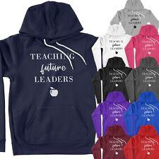 Teaching Future Leaders Teacher Appreciation Elementary School Hoodie Sweatshirt