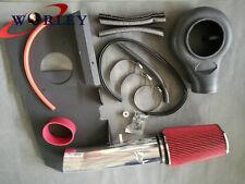 94-01 Dodge Ram 1500 2500 V8 5.2L/5.9L Heat Shield Cold Air Intake RED