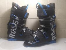 Men's Used Rossignol All Track 100 Ski Boots Size 28.5 (328mm)
