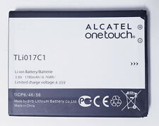 Alcatel One Touch Battery Greatcall Red Graphite Jitterbug Flip Phone TLi017C1