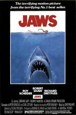 """Jaws movie poster 