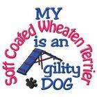 My Soft Coated Wheaten Terrier is An Agility Dog Sweatshirt - DC1982L
