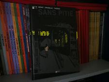 Sans Pitié, Livre 1 : Mistral Noir - Ed Originale 2005 - BD - Aventure/Thriller