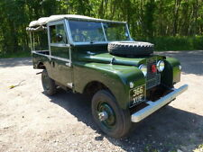 Land Rover Classic Cars