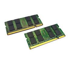 HP Compaq ProBook 4416s 4710s, 2x 2GB Ram Speicher 4GB für, DDR2