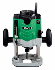Hitachi M12VE Variable Speed Plunge Router - 2000W