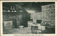Monroe NY Zindorest Park Oriental Room Postcard