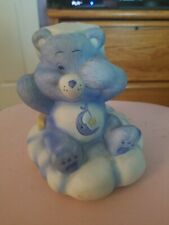 1983 Care Bears Baby Nursery Vintage Night Light Bedtime Bear