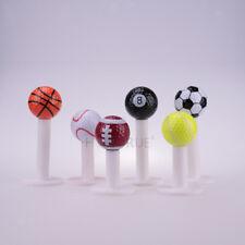 6 PCs Nouveauté Sport Balles de Golf Basketball Football Tennis etc. pour
