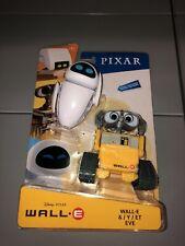New Disney Pixar Movie WALL•E & EVE Poseable Figure Pack 2020 Robot Rare