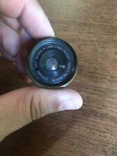Bausch & Lomb-Zeiss Protar Series V 5x7 Brass Lens