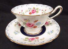 Shelley Bone China England Tea Cup & Saucer Pattern # 13561 Y253