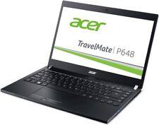 "Acer TravelMate P648-M-57 14"" Laptop i5-6200U 8GB 256GB SSD W10 Pro NX.VCKEK.027"