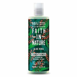 Faith In Nature Aloe Vera Rejuvenating Conditioner 400ml