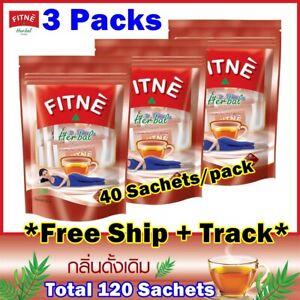 120 Tea Bags Herbal Tea FITNE Infusion Original Drink Good Shape Fast Slim 80 g