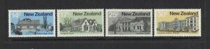 1980 New Zealand Architecture SG 1217/20 Set 4 MUH