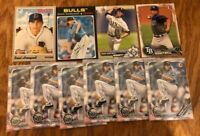 (x36 Lot) Brent Honeywell (RC) Tampa Bay Rays Top Prospect/Call Up (Rookie)