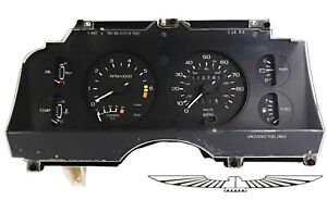 87-88 Ford Thunderbird - Turbo Coupe - 2.3L - Instrument Gauge Cluster 18PSI OEM