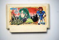 Famicom SNK God Slayer Japan FC game US Seller