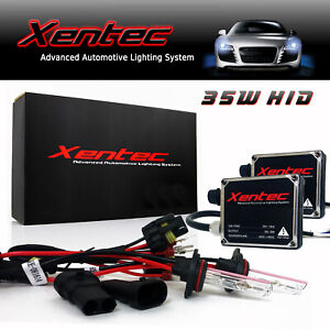 Xentec 35W Xenon Lights HID Kit for Honda Accord City Civic CR-V Element EV Plus