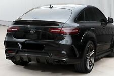 Carbon Process Trunk Spoiler for MERCEDES C292 a Type GLE 4-door Coupe 2015