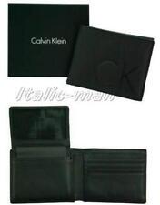 Portafoglio-Wallet uomo CALVIN KLEIN mod. K50K502023 col: nero