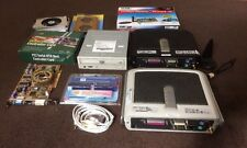 Lot Of COMPUTER PARTS USED & New syba controller card sony DVD ROM WYSE COOLER