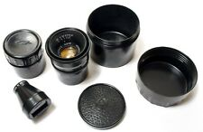 Jupiter 12 F2.8/35mm Wide Angle + 35mm Finder   Immaculate   C:1976   M39 Fit.