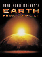EARTH - FINAL CONFLICT - SEASON 4 (BOXSET) (RELEASE 2010) (DVD)