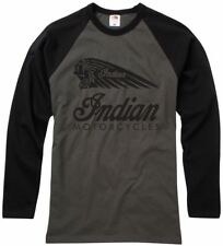 Indian Motorcycles Long Sleeved TShirt-Norton,Motorbikes S-3XL,Motorcycle Htr LS