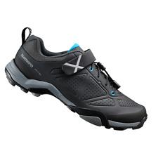 New Shimano MT5 Men's Trekking Casual Off-Road Bike Shoes - Black - Size 43