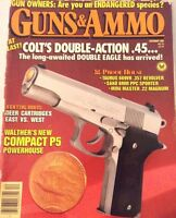 Guns & Ammo Magazine Double Eagle .45 Compact P5 December 1989 072917nonrh