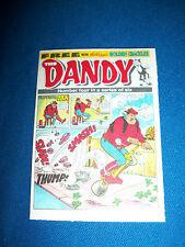 DANDY British Comic Book #4 of 6 Kellogg's GOLDEN CRACKLES Cereal NM PREMIUM UK
