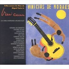 VARIOUS ARTISTS - VINICIUS DE MORAES: TRILHA SONORA DO FILME NEW CD