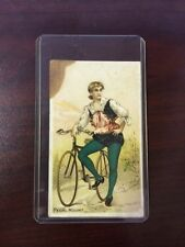 1891 N100 Bicycle & Trick Riders  'Pedal Mount'   Ungraded