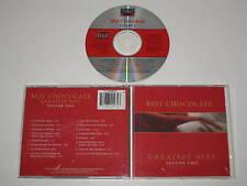 HOT CHOCOLATE/GREATEST HITS-VOL.2 (MFP 30297) CD ALBUM