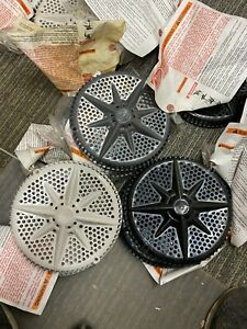 """8"""" Starguard main drain cover (sold as a pair of 2)"""