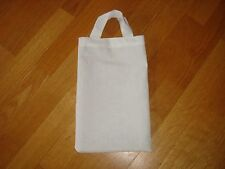 John Lewis White Bag