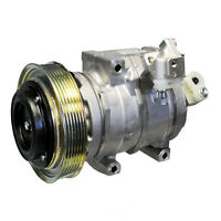 A/C  Compressor And Clutch- New   DENSO   471-1638