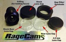 12MP 4.4mm Rectilinear Lens no fisheye/distortion for GoPro Hero3 Hero4 Camera