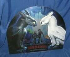 HOW TO TRAIN YOUR DRAGON  Universal Studios Theme Park Prop ~Movie Sign