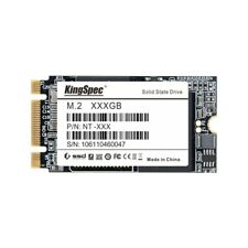 NEW Kingspec 42mm 256gb M.2 SSD 3D NAND SATA 2242, 3 Year Warranty