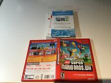 New Super Mario Bros - Wii - Wii U