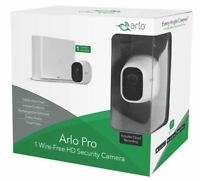 ARLO Pro Smart Security System with 1 Camera Kit Smart Home Security HD NEW